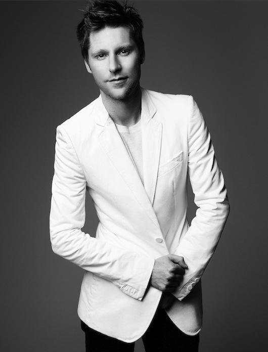 Christopher Bailey, Chief Creative Officer and Chief Executive Officer of Burberry.