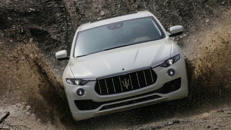 [LOOK AT THIS..!!!] 2017 Maserati Levante S: Start Up, Exhaust, Test Dri...