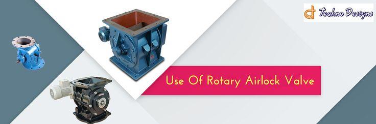 Uses of #Rotary #Airlock #Valve India