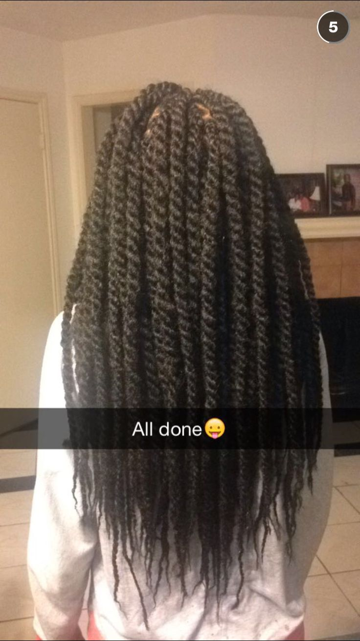 Marley twist Done on Houston,Texas