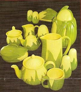 17 Best Images About Shawnee Corn King Pottery On Pinterest Serving Bowls Ceramics And Butter