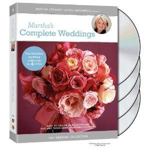 The Martha Stewart Wedding Collection - Martha's Complete Weddings (DVD)  http://balanceddiet.me.uk/lushstuff.php?p=B000CNESTO  B000CNESTO