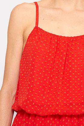 Vestido rojo DAIQUIRI