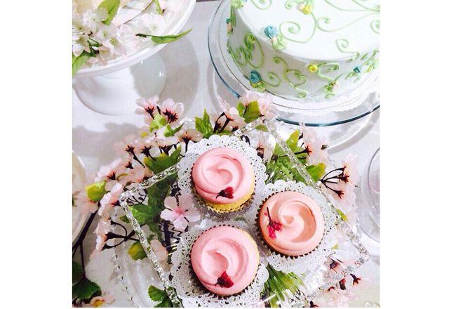 今年も登場! 桜が香るマグノリアベーカリーの「サクラカップケーキ」。|ライフスタイル(カルチャー・旅行・インテリア)|VOGUE JAPAN