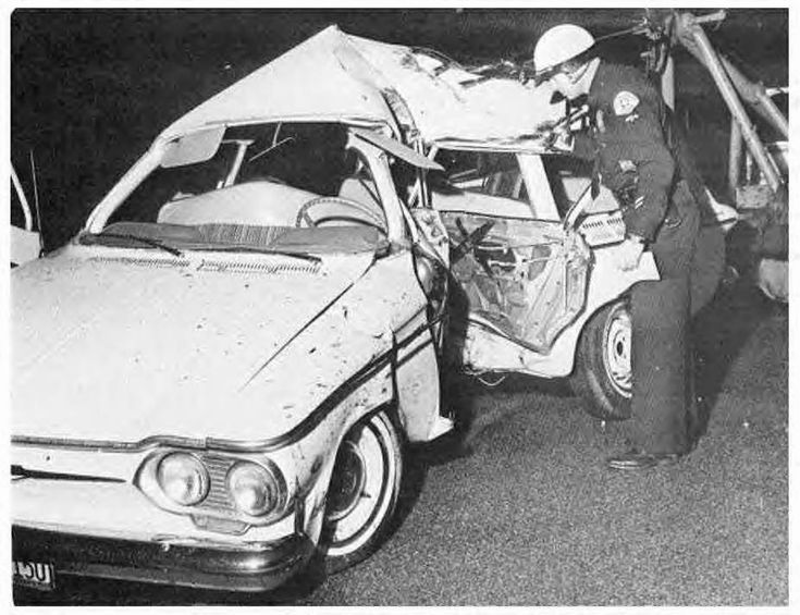 Ernie Kovacs Car Accident