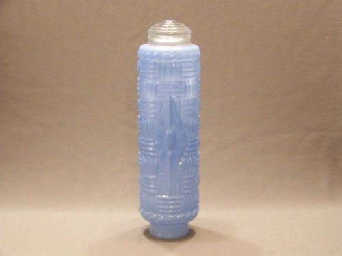 small-Art-deco-blue-glass-shade-Torpedo-skyscraper-rocket-design-Boudoir-lamp
