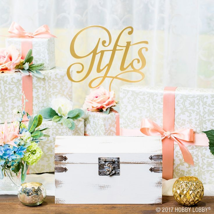 Hobby Lobby Wedding Ideas