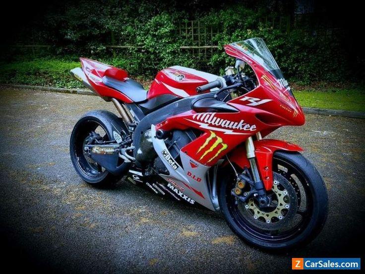 Yamaha R1 2004 Track Bike Low Mileage!! #yamaha #forsale #unitedkingdom