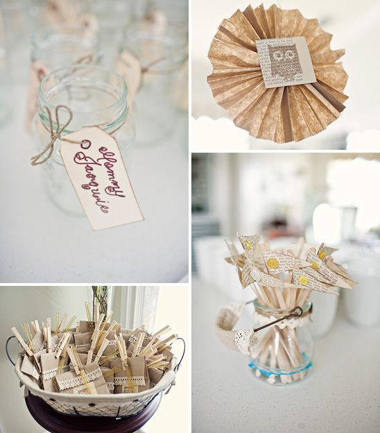 Marvelous Vintage Baby Shower