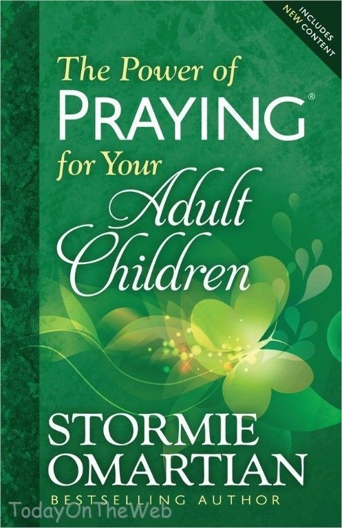 The Power of Praying for Your Adult Children Paperback by Stormie Omartian