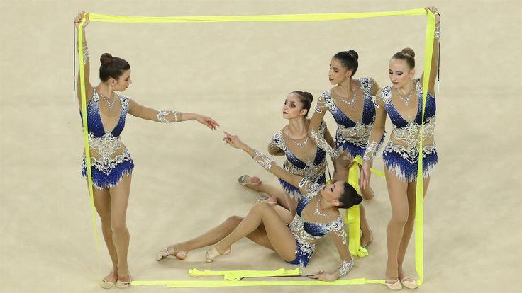 Martina Centofanti, Sofia Lodi, Alessia Maurelli, Marta Pagnini and Camilla…