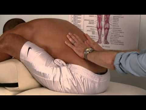 What is missing from your treatment for sciatica, piriformis syndrome, lower/mid back pain, etc, etc?