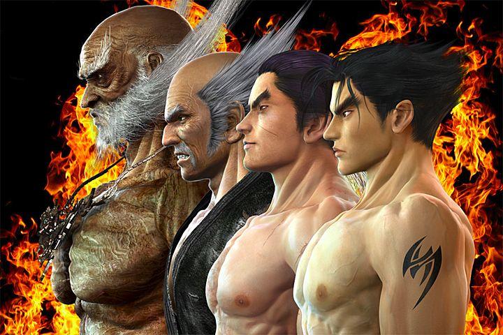 Tekken 7 Leaked Characters
