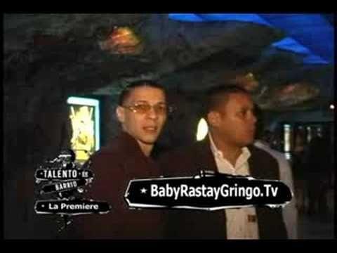 Daddy Yankee,Baby Rasta y Gringo  Premiere Night Movie Talento De Barrio Puerto Rico