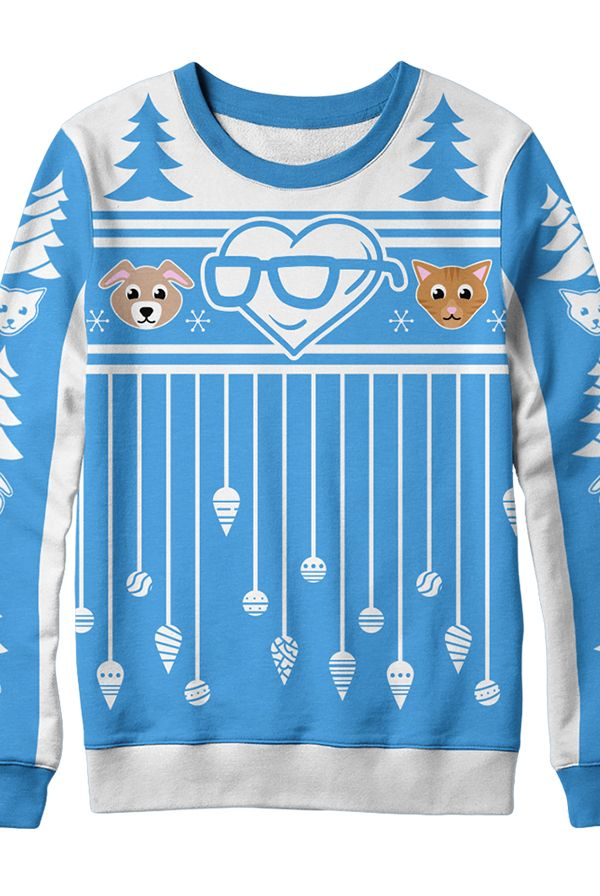 Morality Christmas Sweater it's sold out but MAYBE