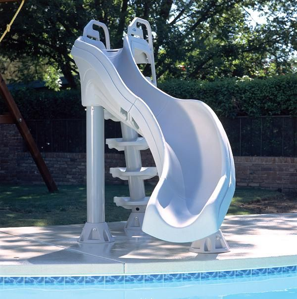 f50b33da5ff686 Pool Slides For Your Above Ground   Portable Pools