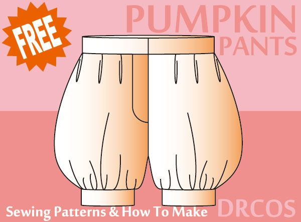 Pumpkinpants sewing patterns & how to make