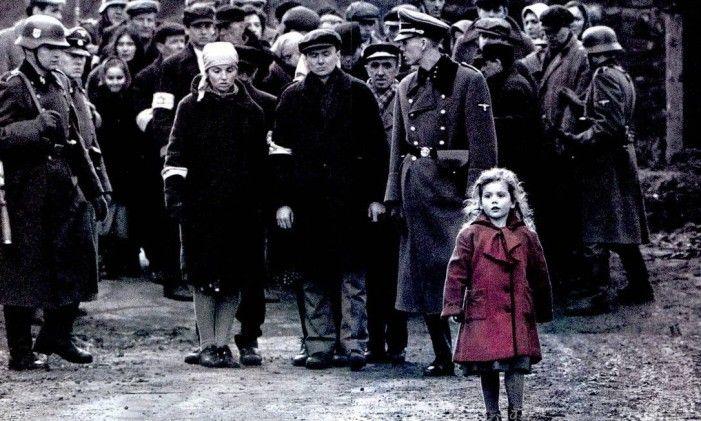 Cena de A Lista de Schindler Foto: Reprodução