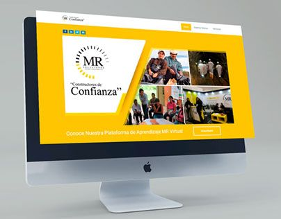 """Check out new work on my @Behance portfolio: """"MR Soluciones Web Design"""" http://be.net/gallery/62372123/MR-Soluciones-Web-Design"""