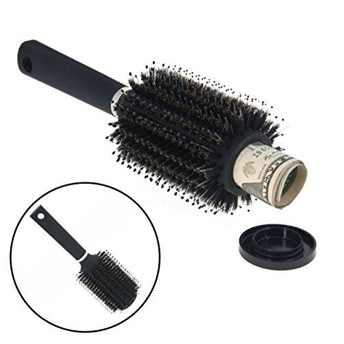 New Arrival Professional Salon Safety Hidden Hair Brush Stash Safe Diversion Can Secret Container