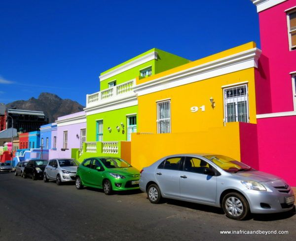 Bo-Kaap Like the colorful houses that line its streets, the Bo-Kaap has a colourful history. Bo-Kaap Lying on the lower slopes of Signal Hill, in the shadow of Lion's Head, this historic, m