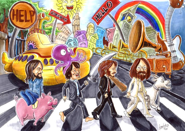 Abbey Rd. The Beatles