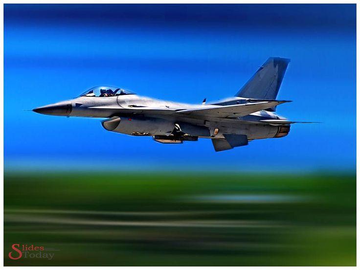 #Aircraft PPT Template