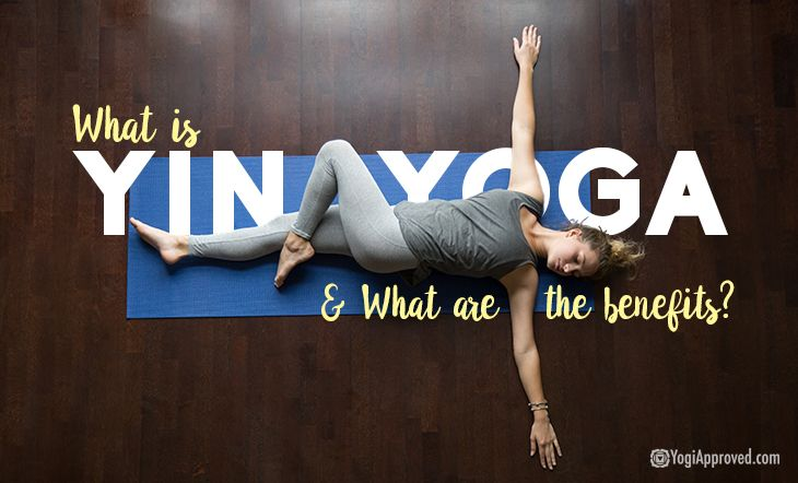Yin Yoga targets the deep connective tissues, bones, joints, fascia and ligaments in the body ... breathing is a large part of Yin Yoga.