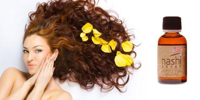 immagini prodotti nashi argan | Nashi Argan l'olio che si prende cura dei tuoi capelli e del tuo ...
