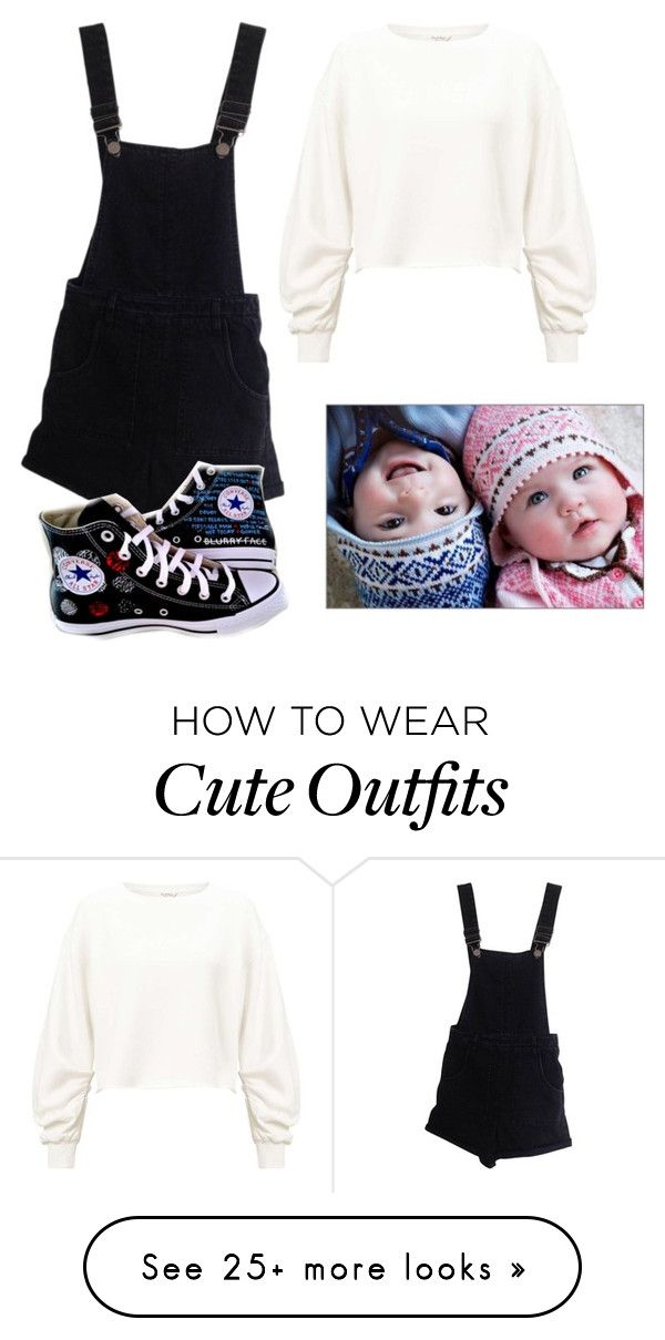"""""""Meet N Greet"""" by emmamarais on Polyvore featuring ASOS, Miss Selfridge and Converse"""