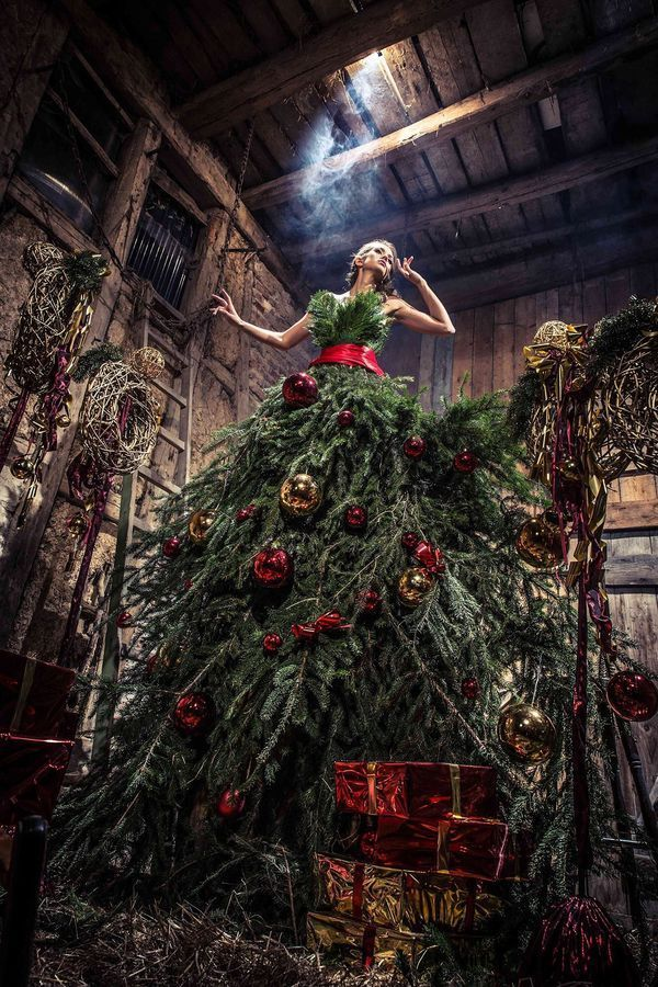 You might also like 60 Stunning Decorated Christmas Trees From RAZ Imports -- Be sure to follow my Christmas Tree Inspiration board on Pinterest for all of the Christmas Tree Decorating Ideas you will ever need!