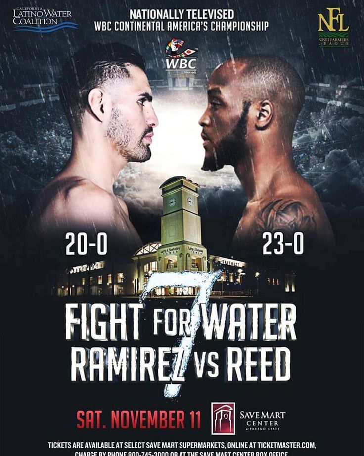 Undefeated light welterweight contender Jose Carlos Ramirez (21-0, 16 KOs) destroys former unbeaten contender Mike Reed (23-1, 12 KOs) stopping him in the 2nd round on Saturday night at the Save Mart Center in Fresno, California.