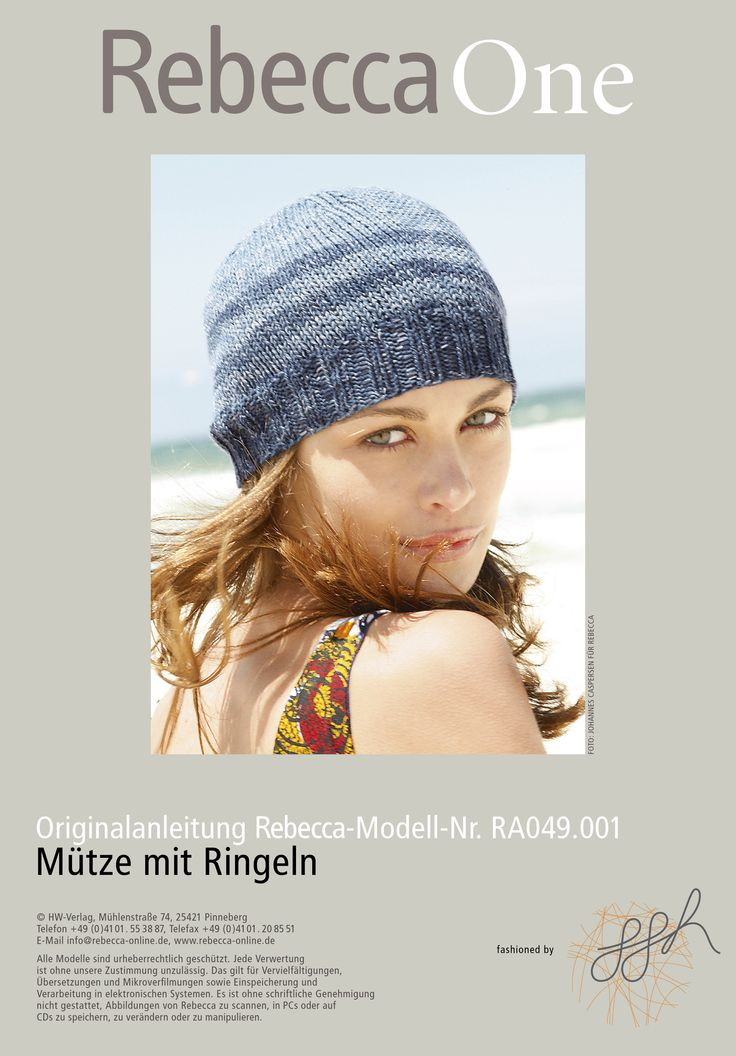 23 best RebeccaOne Strickanleitung / knitting patterns for knit ...