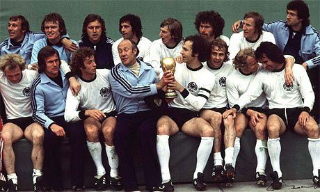 Germany – World Cup 1974 Germany