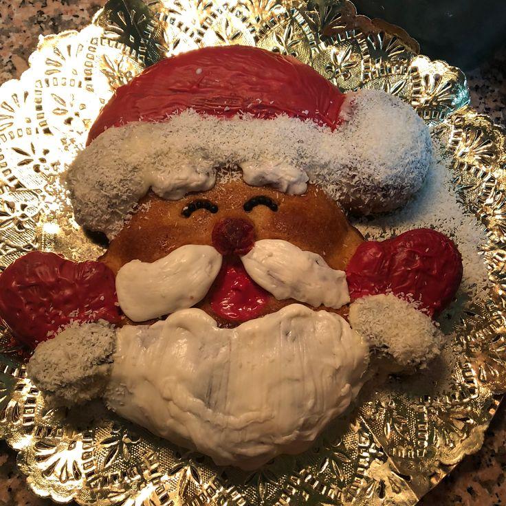 Dulce Santa claus