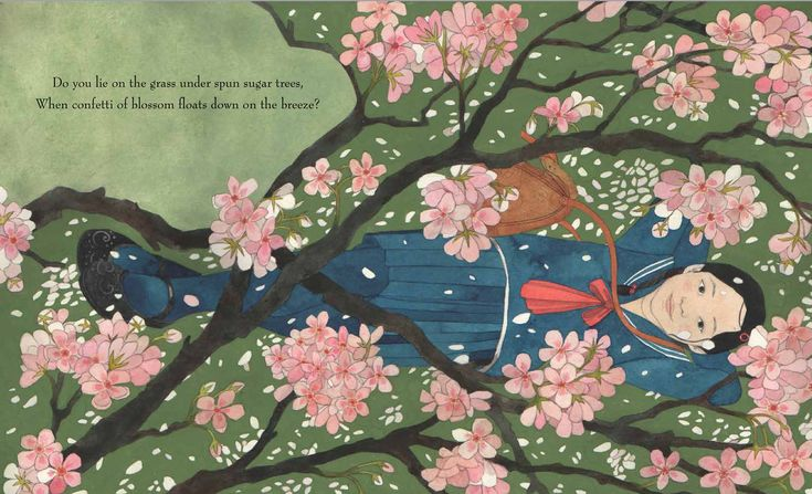 A double page spread for Seasons Of Wonder by Julia Key and published in September 2017 by Lionhudson.  The book describes the wonder of seasons around the world.