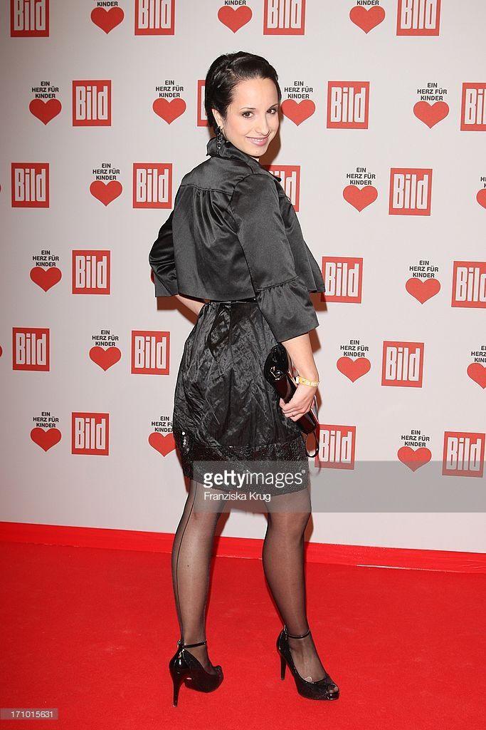 Schauspielerin Stephanie Stumph Bei Der 'Ein Herz Für ...