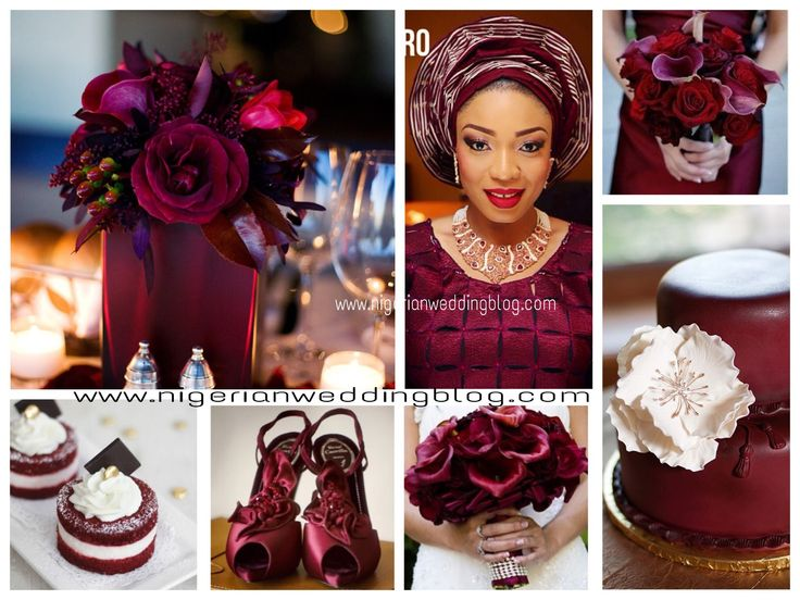 Nigerian Wedding Colors | Nigerian Wedding: Introducing Pantone's 2015 Color of the Year ...