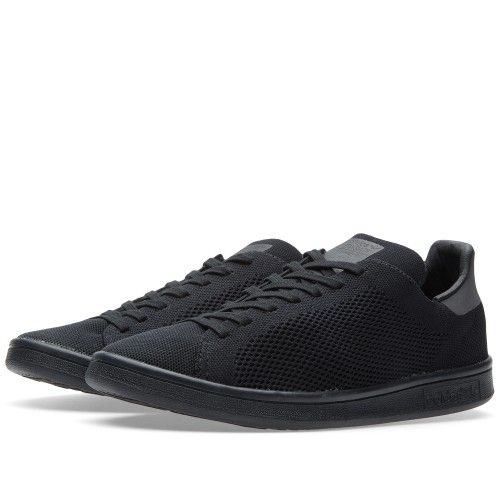 Adidas Stan Smith Primeknit (Core Black)