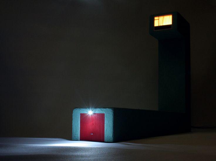 Marcel Blom - Garage-complex B