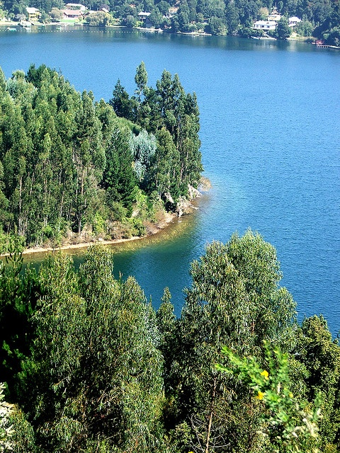 """laguna chica de San Pedro""., Concepcion - Chile by tonialon, via Flickr"