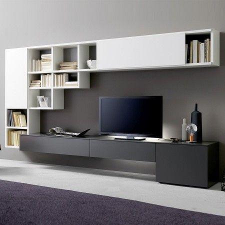 Mobiliário linear.