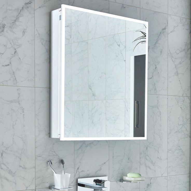 Phoenix Mirrored Cabinets