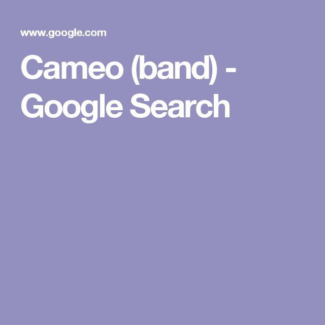 Cameo (band) - Google Search