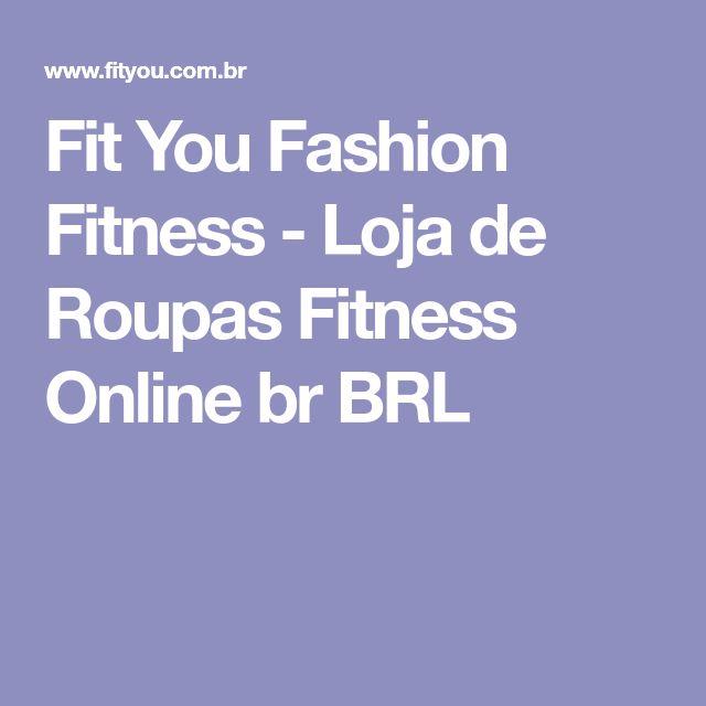 Fit You Fashion Fitness - Loja de Roupas Fitness Online br BRL