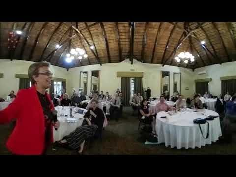 PSASA Convention 2018 - Shirley Taylor and GSF - YouTube