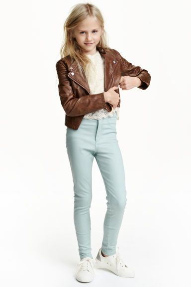 Mimoriadne elastické nohavice | H&M