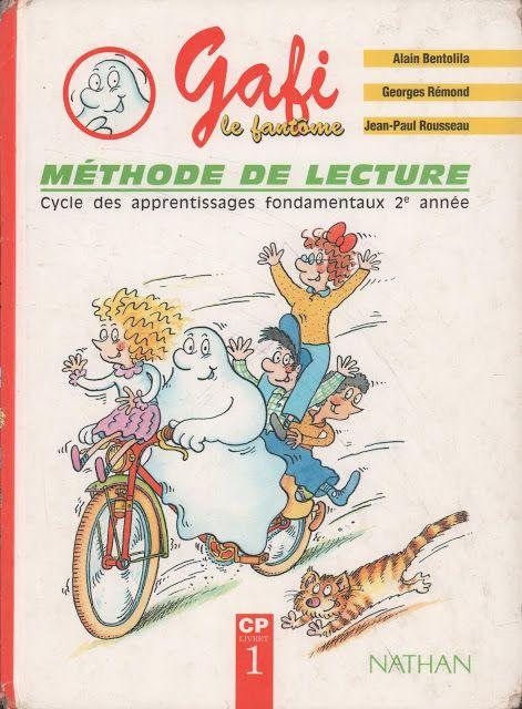 Bentolila, Rémond, Rousseau, Gafi le fantôme CP, livret 1 (1992)