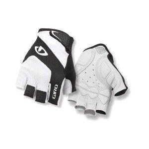 Giro Monaco Cycling Gloves White/Black