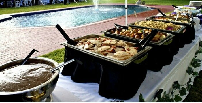 Cover The Chafing Dish Wire Racks Food Chafing Dish Idea S Diy For A Diy Wedding